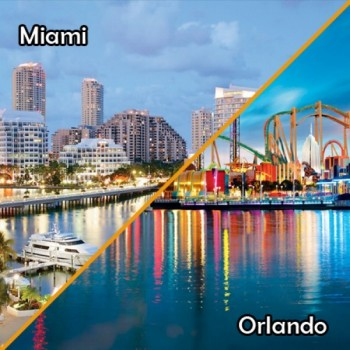 Miami & Orlando - Compras y DIVERSION!